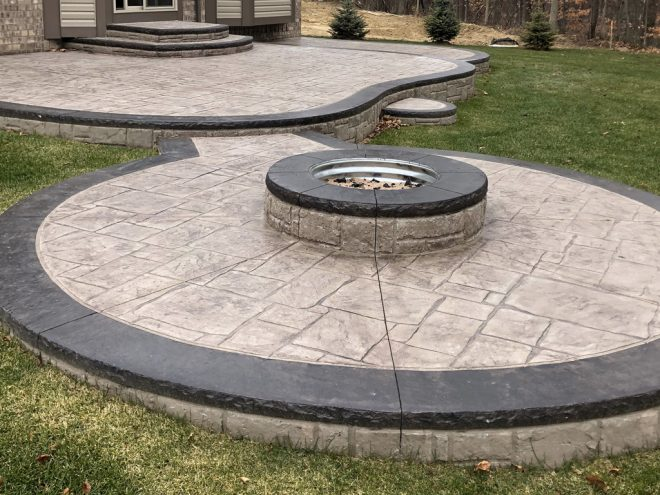 Stamped Concrete Contractor #3 in ,  (7133)