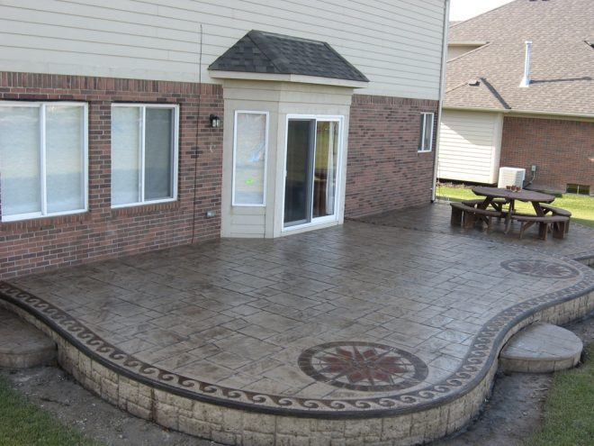 Stamped Concrete Contractor #3 in ,  (2115)