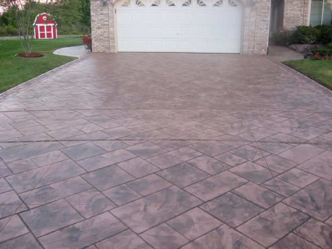 Stamped Concrete Driveway Company
